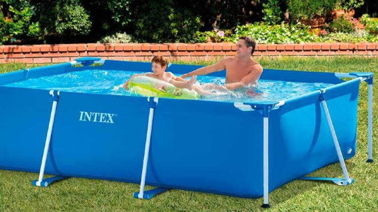 Piscina Intex 28271NP Small Frame